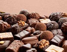 © FOM - Hjemmelavede Chokolader Konditor Rindum