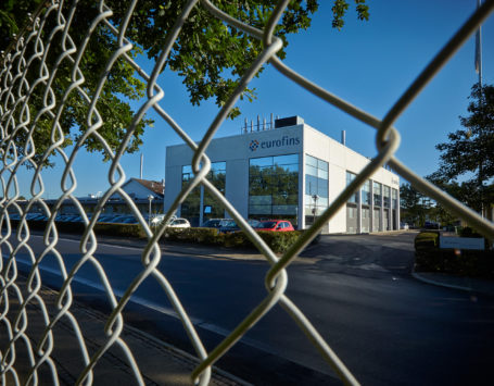 Eurofins - Steins laboratorium, Holstebro