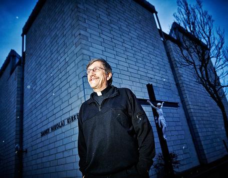 Paster Benny Blumensaat, Sankt Nicolai Kirke, Esbjerg