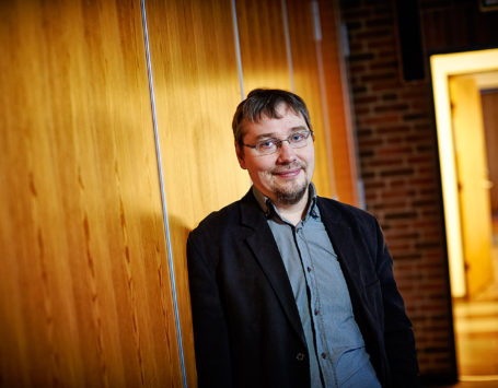 Provst Poul Ivan Madsen, Skjern